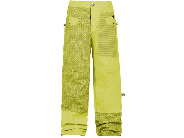 E9 B Blat 2 Pants Kids lime